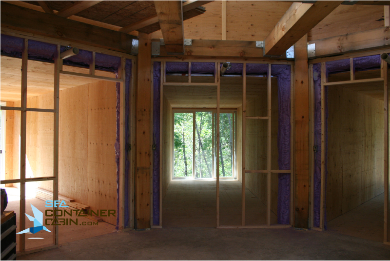 DIY-Shipping-Container-Cabin-Kit-Framing-Internal-Walls