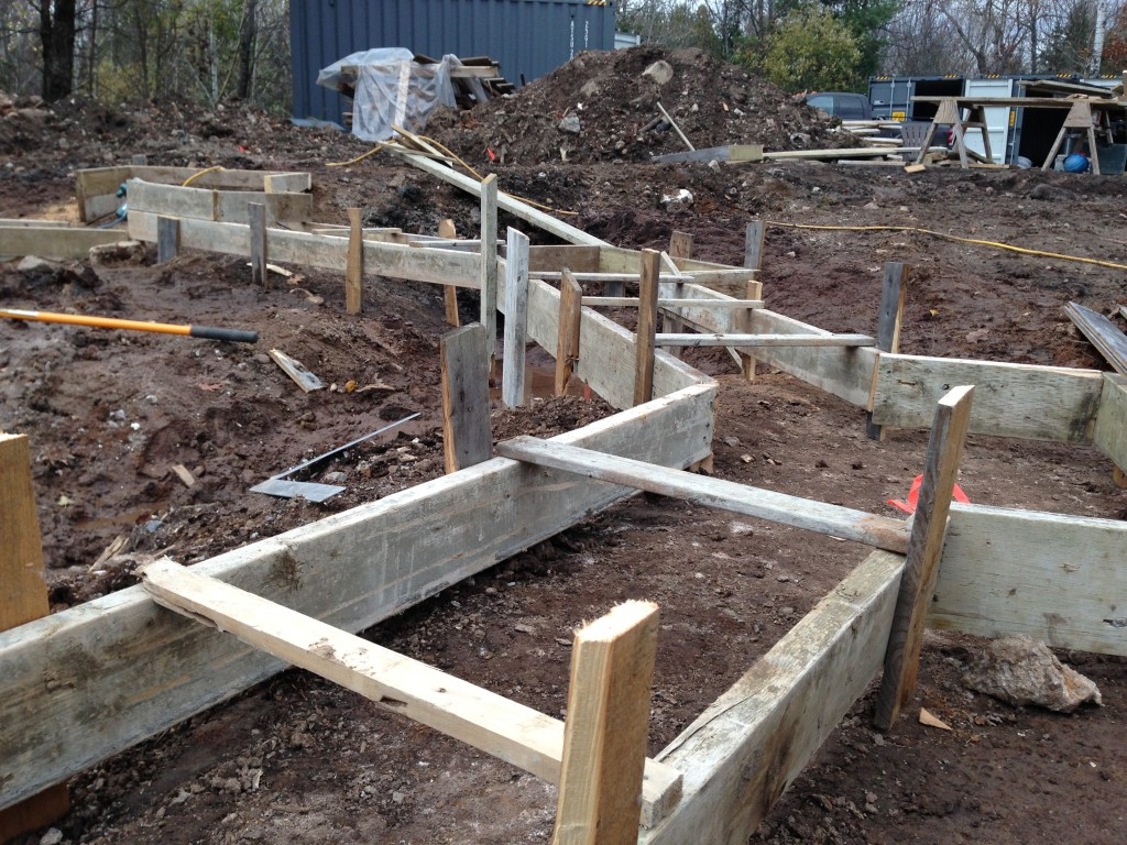 Building foundations for a rocky landscape sea container for Shipping container pier foundation
