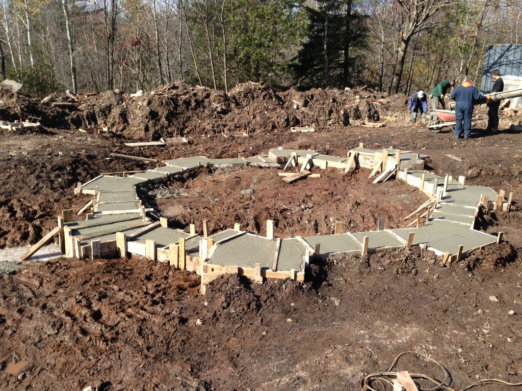 footings 6