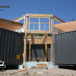 Shipping-Container-Cabin-External-Framing-of-Windows-Workbench