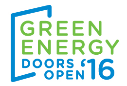 Green Energy Doors Open 2016